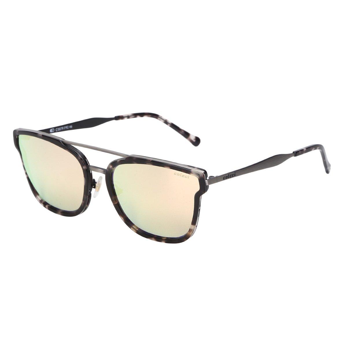 8c6b1f9b5 Óculos de Sol Colcci C0079 Feminino - Prata   Netshoes