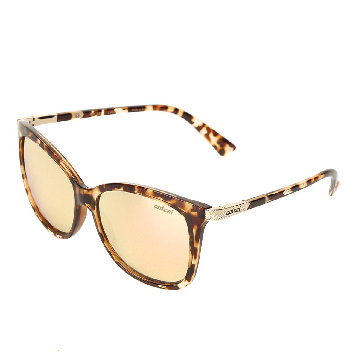 3d571486e6ac5 Óculos de Sol Colcci Demi Brilho Feminino - Compre Agora   Netshoes