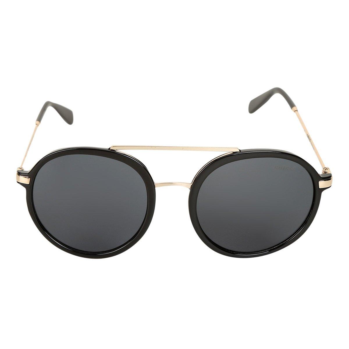 ae8316ff63b98 Óculos de Sol Colcci Redondo Cindy Brilho Feminino - Compre Agora ...