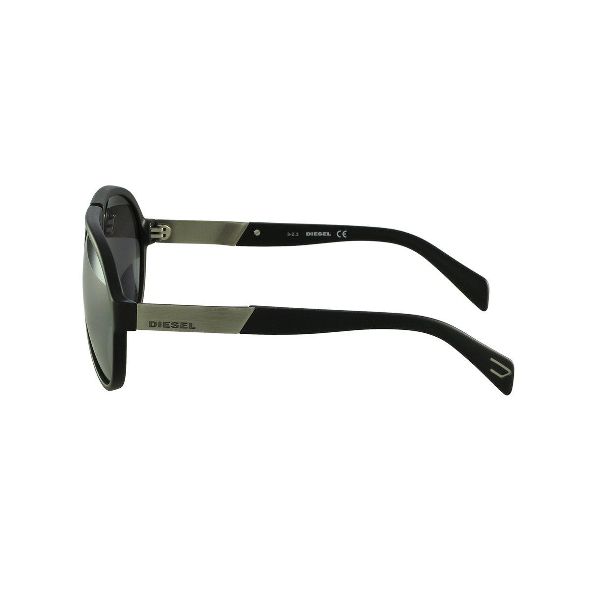 70ed2810e6140 Óculos de Sol Diesel Esportivo Preto - Compre Agora   Netshoes