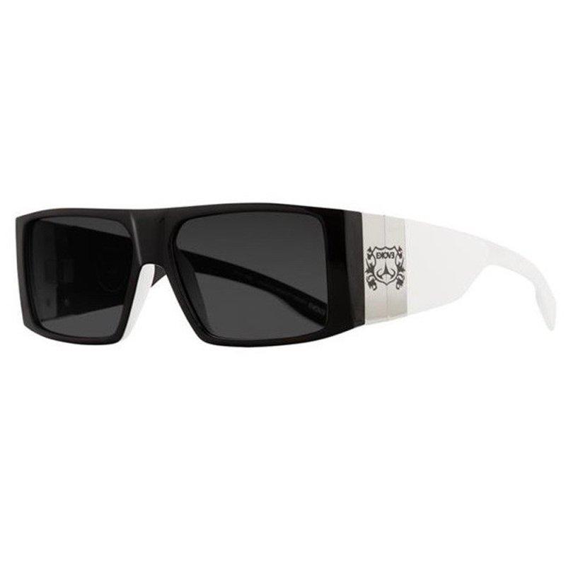 ead457e87a02e Óculos de Sol Evoke Bomber Black Temple Silver - Compre Agora