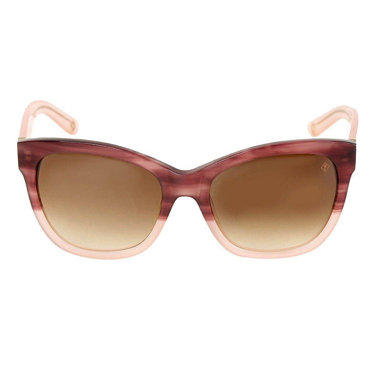 Óculos de Sol Forum Degradê Feminino - Roxo - Compre Agora   Netshoes 47547176b4
