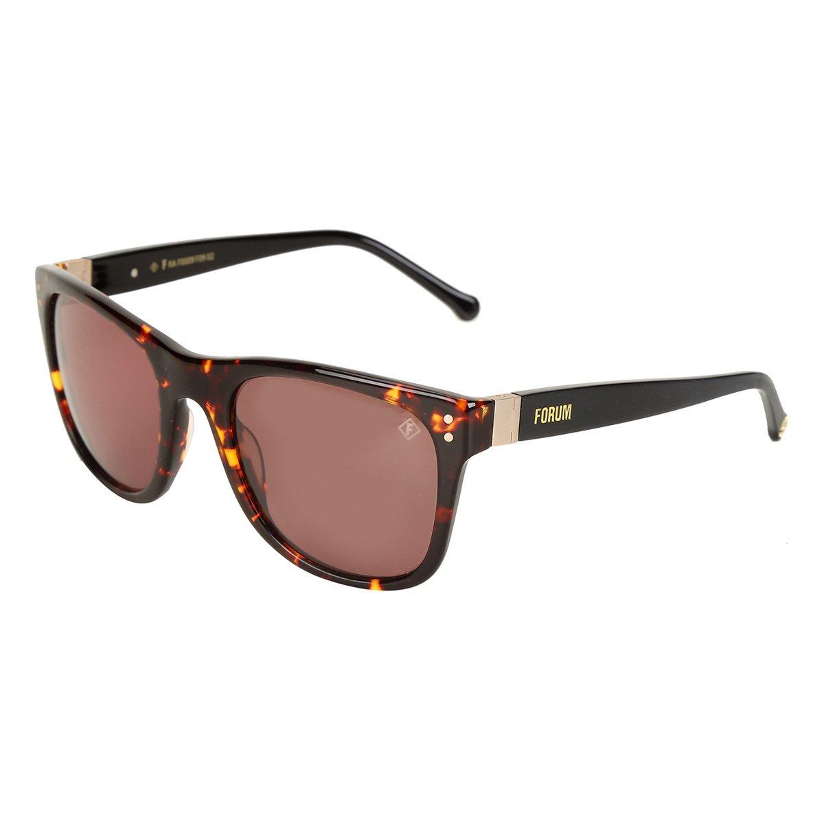 9beb2aff3f2c5 Óculos de Sol Forum Demi Fosco Feminino - Compre Agora