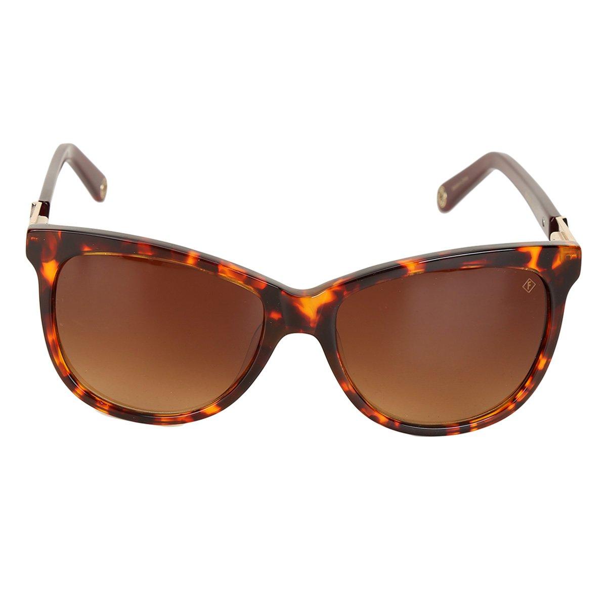 Óculos de Sol Forum F001F0534 Degradê Feminino - Compre Agora   Netshoes f72c7f1db4