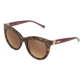 Óculos de Sol Forum Tartaruga Demi  Feminino