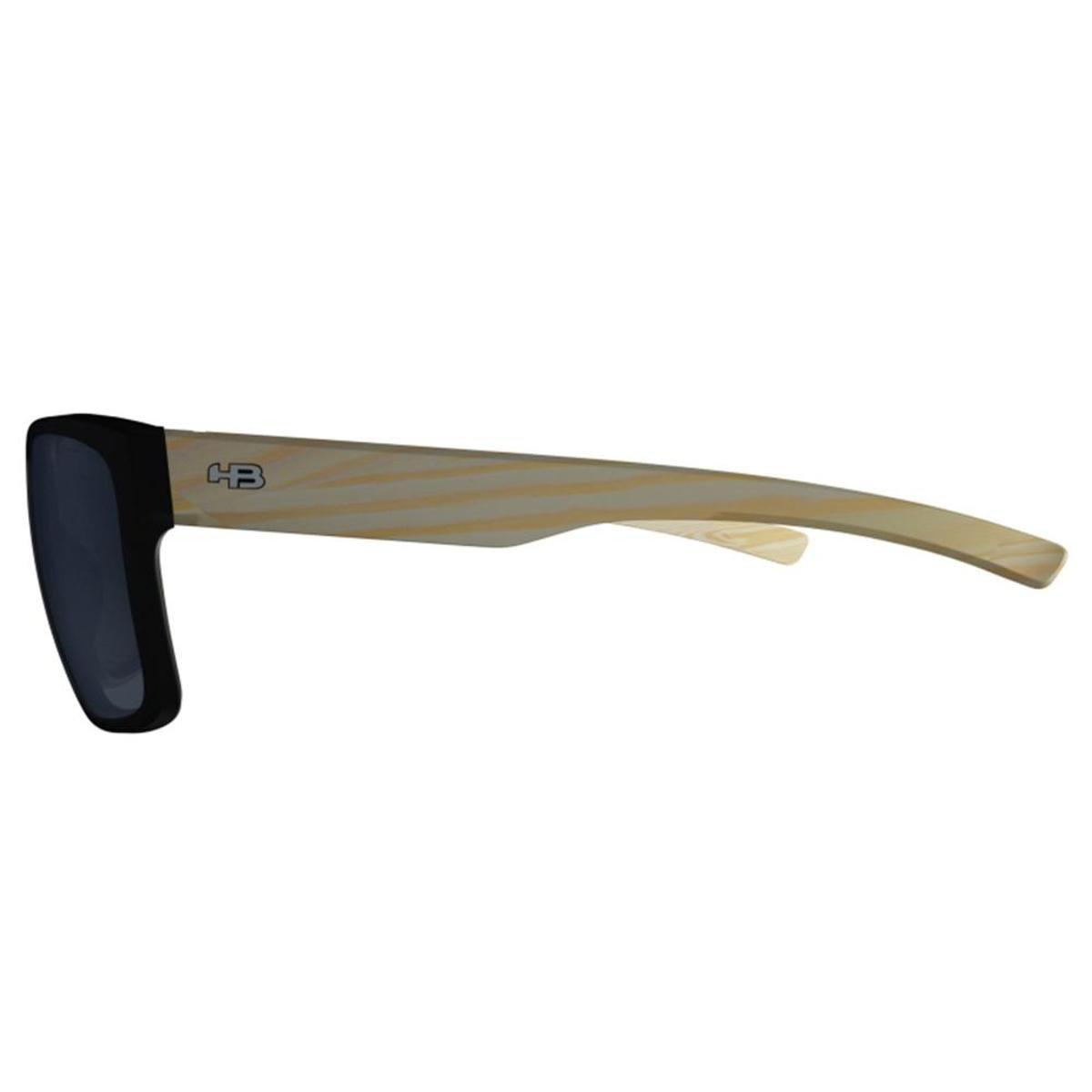 Óculos de Sol HB Freak - Preto e Marrom - Compre Agora   Netshoes a05c7e3010