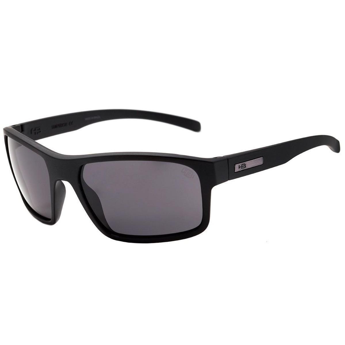 a754d121514fc Óculos de Sol HB OverKill - Preto e Cinza - Compre Agora   Netshoes