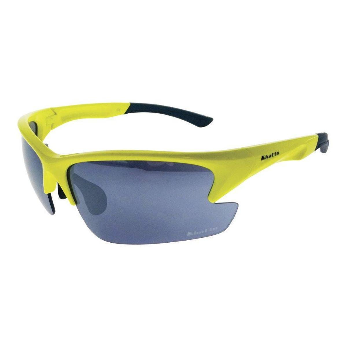 Óculos de Sol Khatto Esportivo Fast Masculino - Compre Agora   Netshoes 9fdc42fe4e