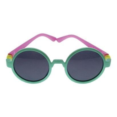 c0e64e650dd2b Óculos de Sol Khatto Infantil Baby Round Feminino - Compre Agora   Netshoes