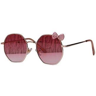 Óculos de Sol Khatto Kids Hexagonal Felicía - C012