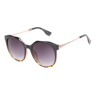 Óculos de Sol Khelf Redondo Acetato MG1065 Feminino