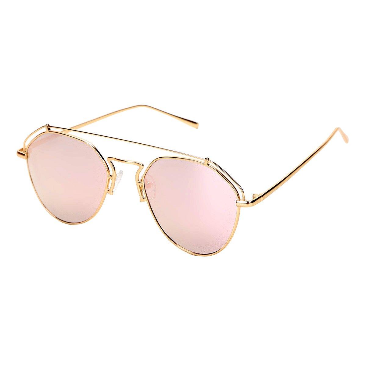 7136a000a7ce6 Óculos de Sol King One J7008 Feminino - Compre Agora