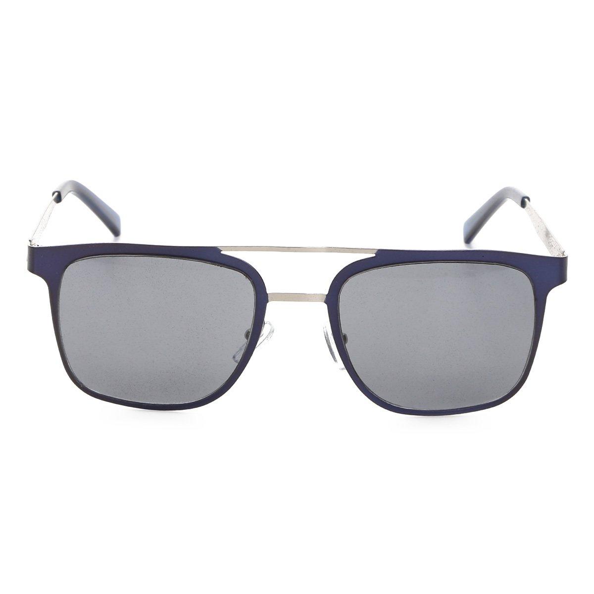 Óculos de Sol King One Quadrado AKZ1605 Feminino - Compre Agora ... fefab5574a