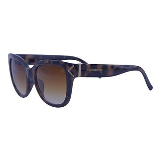 Óculos de Sol Mackage Feminino Acetato Retangular - Tartaruga