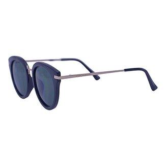 Óculos de Sol Mackage Feminino Acetato/metal Gateado - Preto