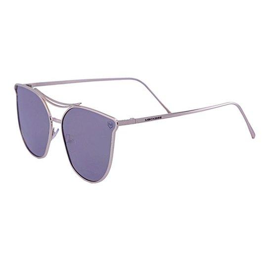 Óculos De Sol Mackage Feminino Metal Gateado - Dourado/Verde - Dourado+Verde