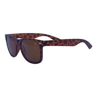 Óculos de Sol Mackage Unissex Acetato Wayfarer - Tartaruga