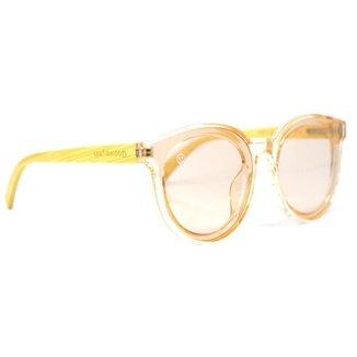 Óculos de Sol Mafiawood Exclusive Acetato Bambu Margot Feminino