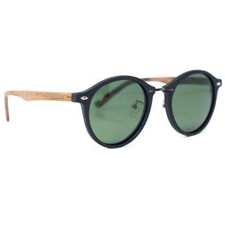 Óculos de Sol Mafiawood Exclusive Madeira The Chin Black