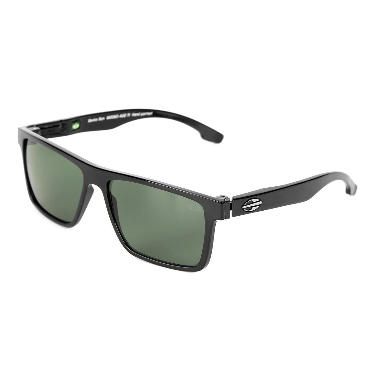 Óculos de Sol Mormaii Banks Básico Masculino - Preto - Compre Agora ... 7342790653