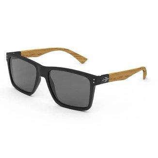 Óculos de Sol Mormaii Cairo Wood Preto M0125AFL01 Masculino
