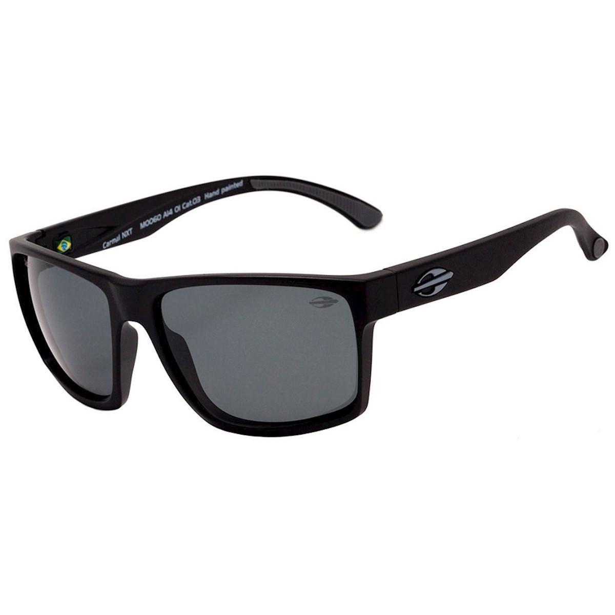 a7f82b7242aa5 Óculos de Sol Mormaii Carmel Masculino - Preto - Compre Agora