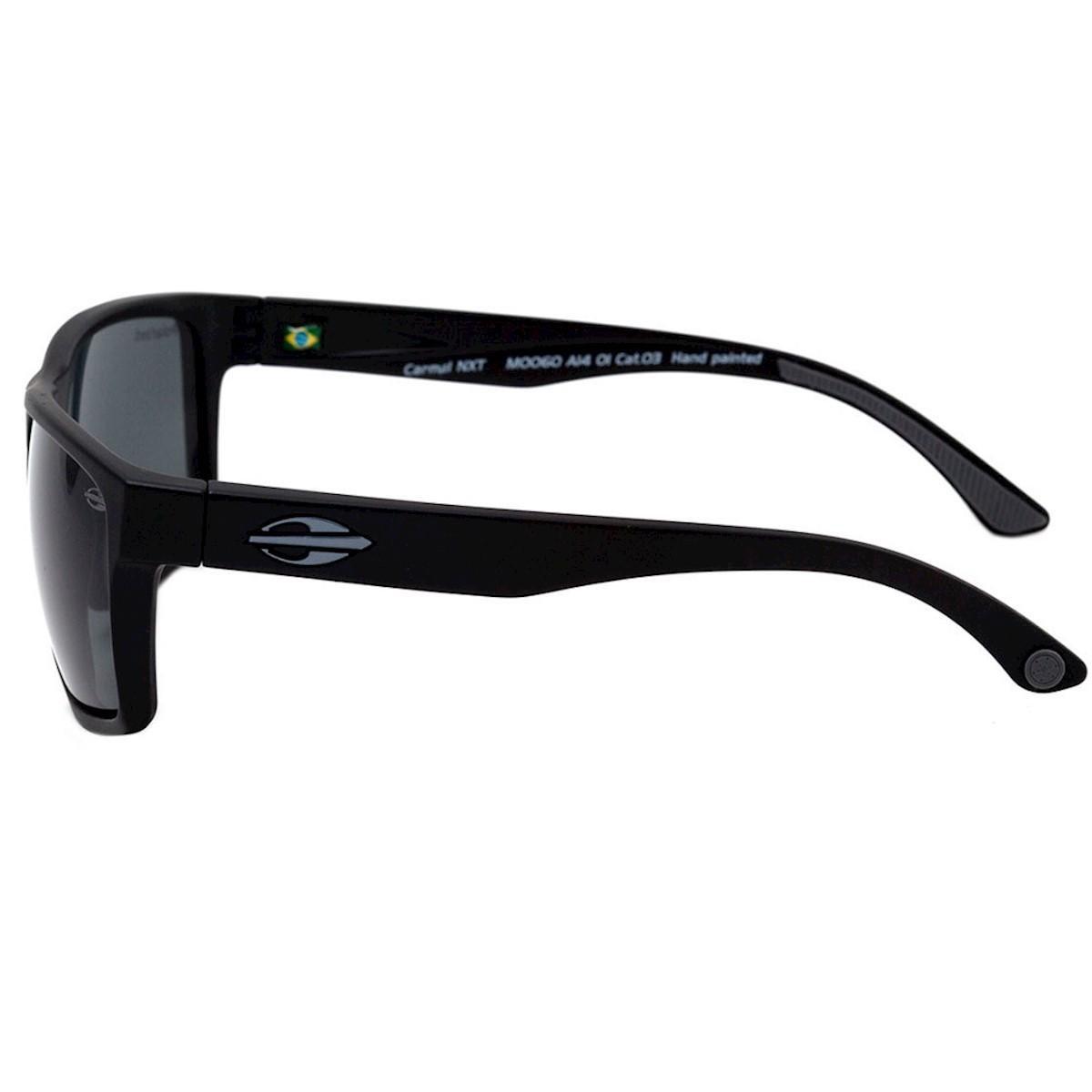 Óculos de Sol Mormaii Carmel Masculino - Preto - Compre Agora   Netshoes 0d951422bb