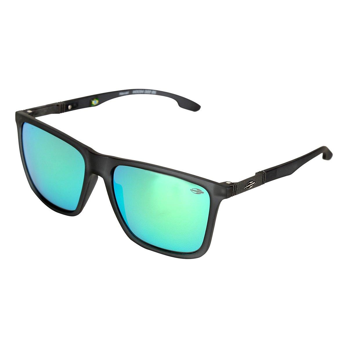 10bb2c6234628 Óculos de Sol Mormaii Hawaii Masculino - Preto - Compre Agora