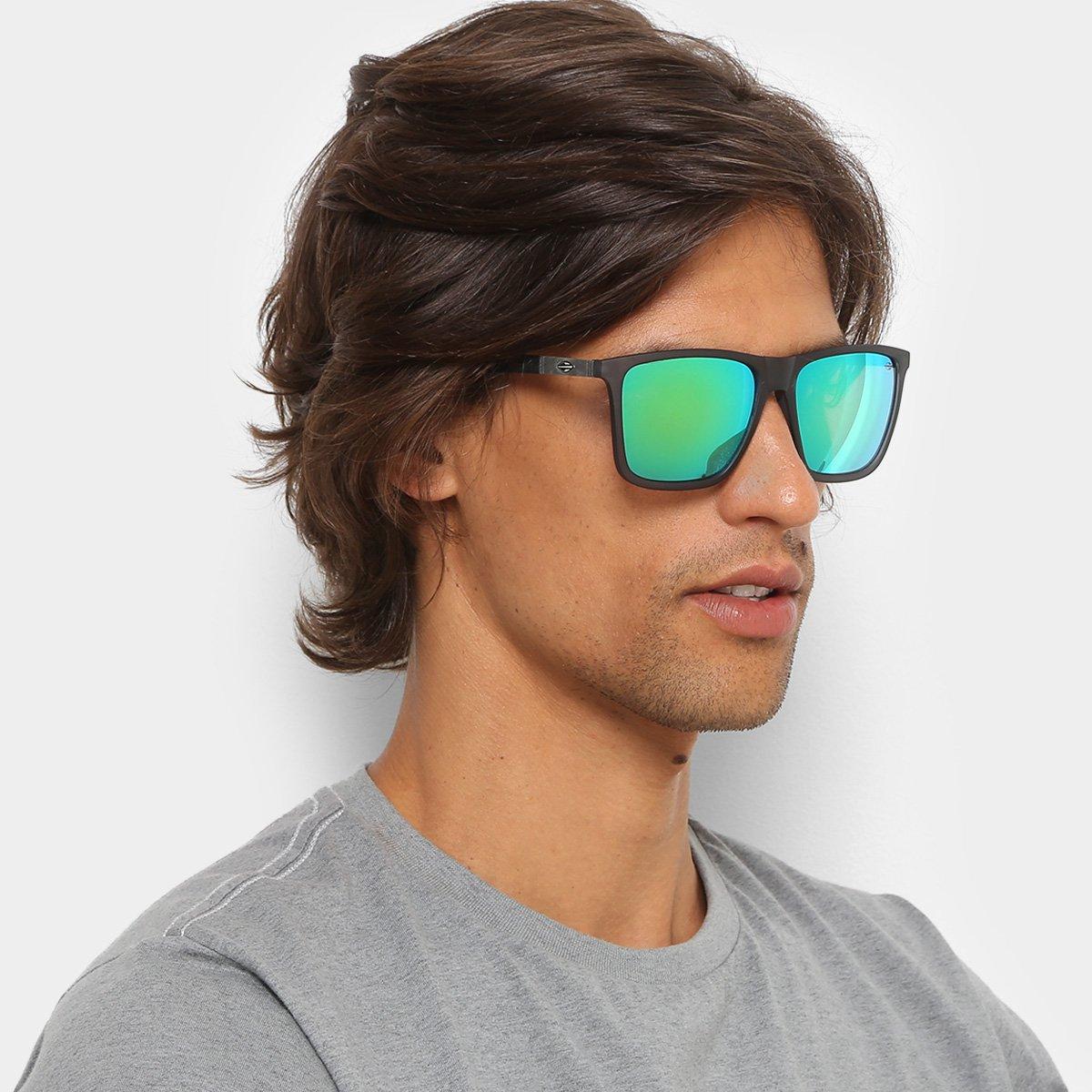 Óculos de Sol Mormaii Hawaii Masculino - Preto - Compre Agora   Netshoes 1f23de6d3c
