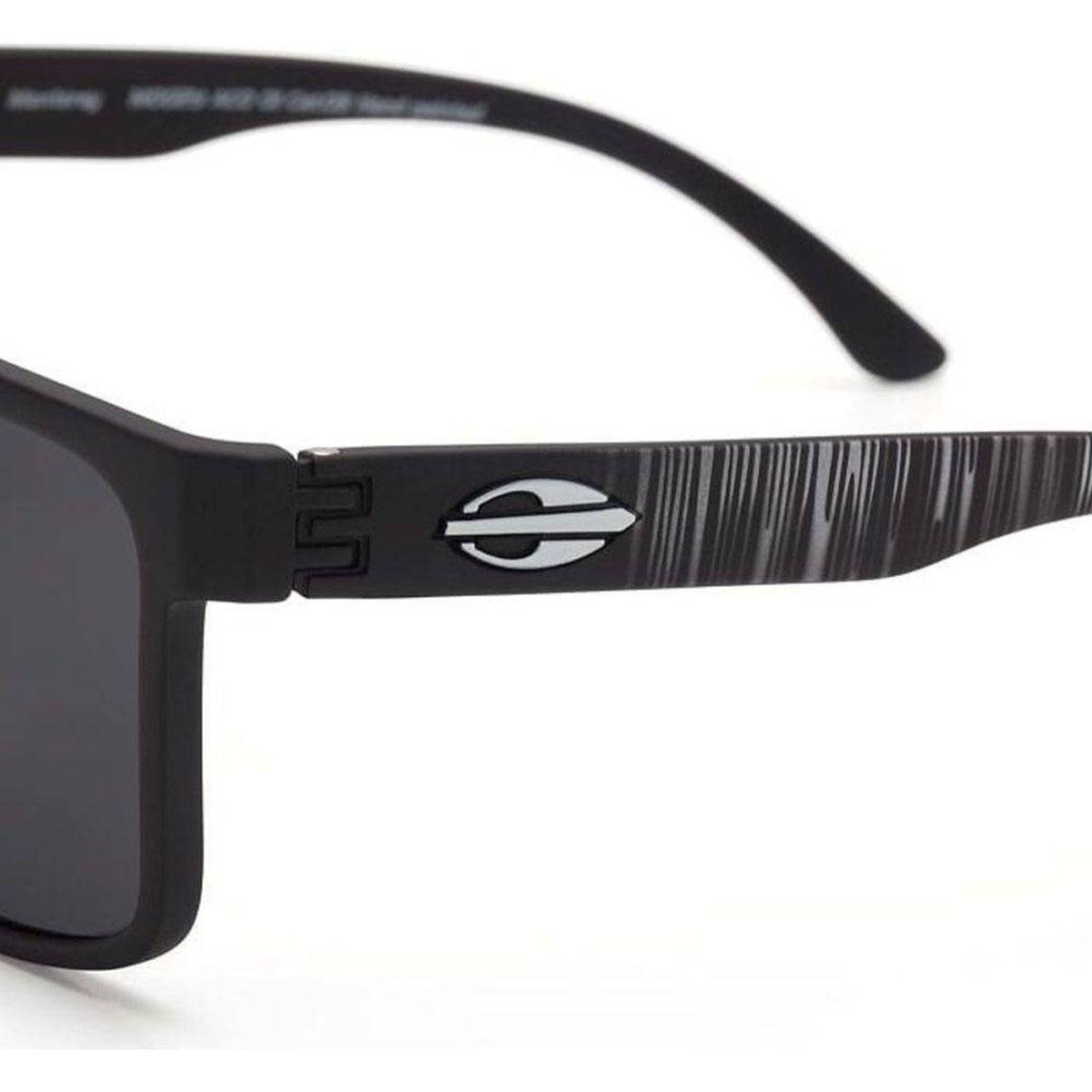 Óculos De Sol Mormaii Monterey - Preto - Compre Agora   Netshoes 8444b52310