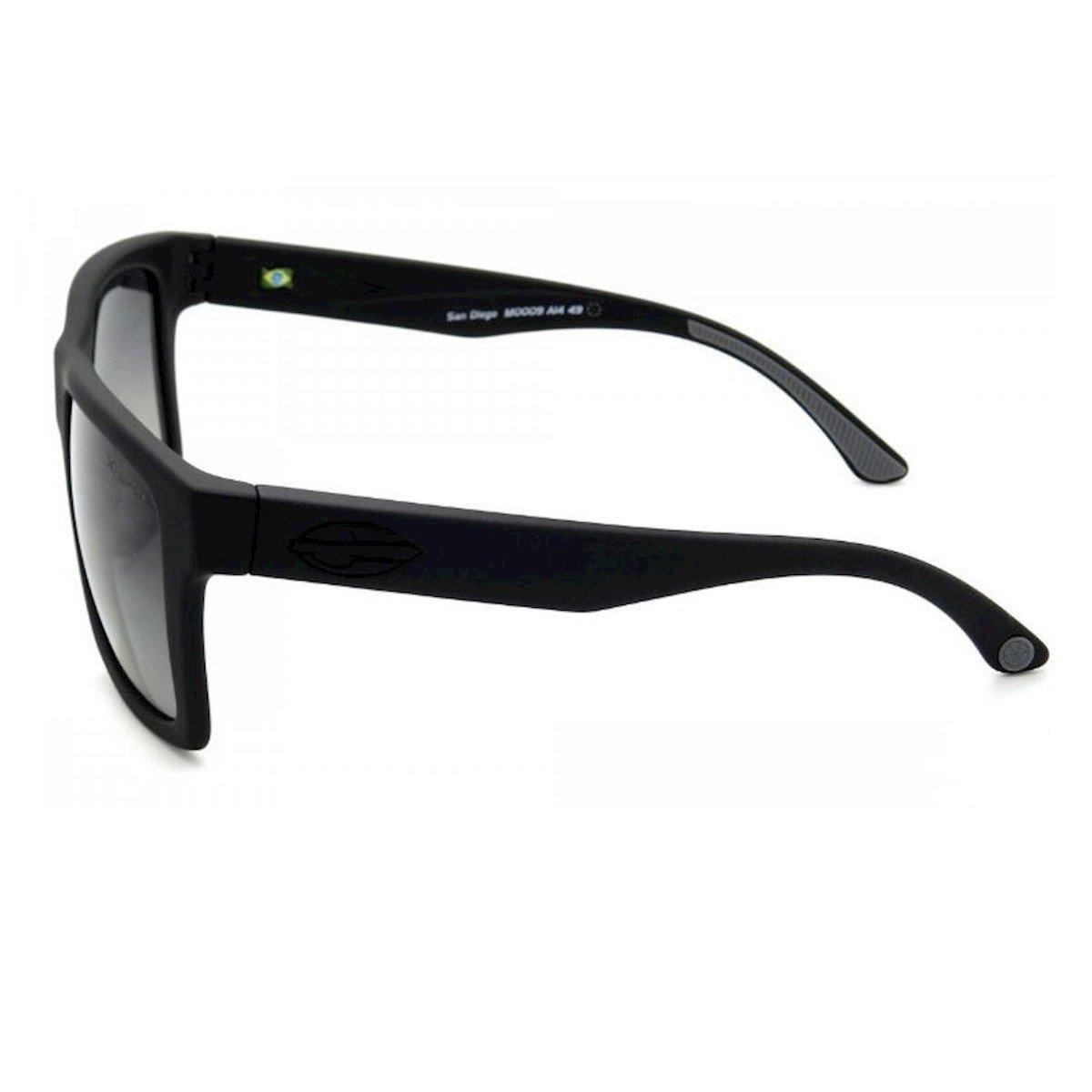 Óculos de Sol Mormaii San Diego Polarizado Fosco - Compre Agora ... 55df22208f