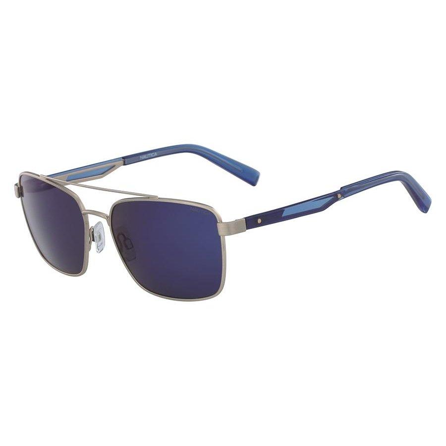 57f1ece905ba6 Óculos de Sol Nautica N5126S 720 57 - Azul - Compre Agora   Netshoes