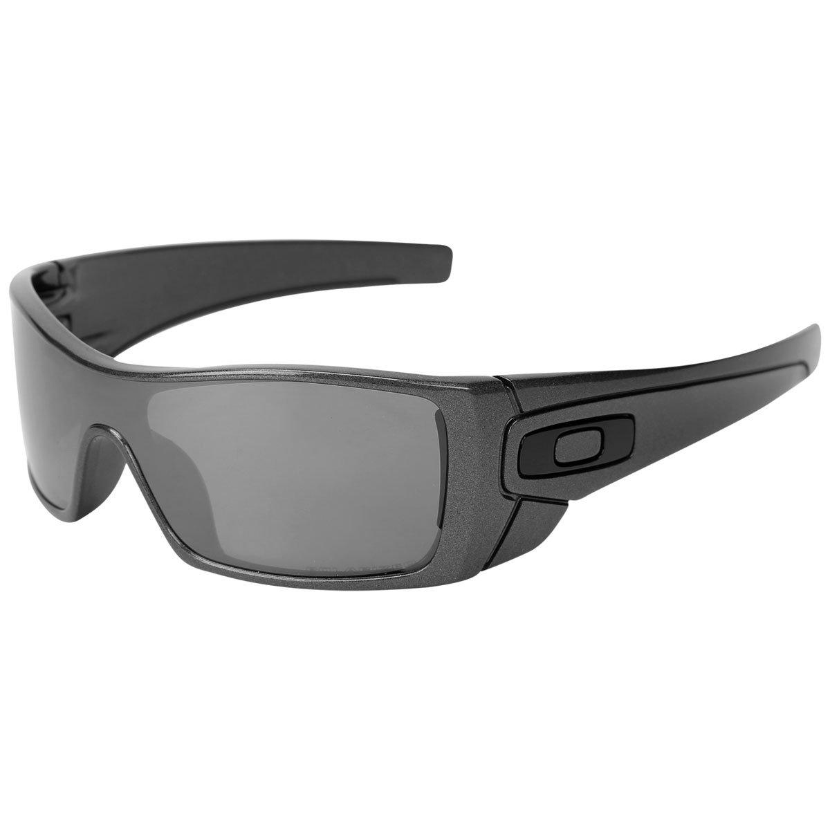 9f1b7640b1775 Óculos de Sol Oakley Batwolf Iridium - Compre Agora