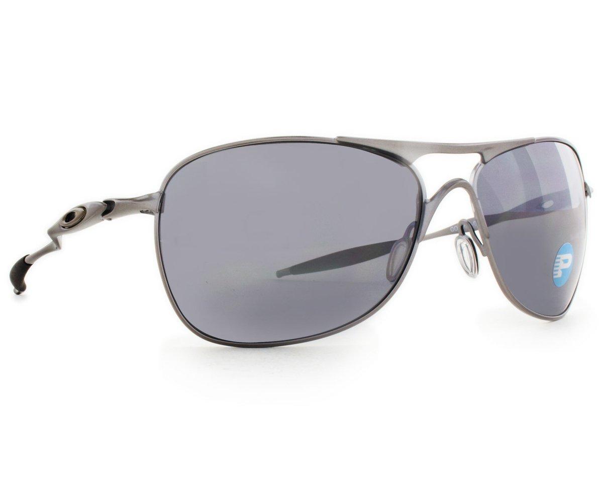 ... Óculos de Sol Oakley Crosshair Polarizado OO4060 06-61 Masculino ... 7e2cfd9094