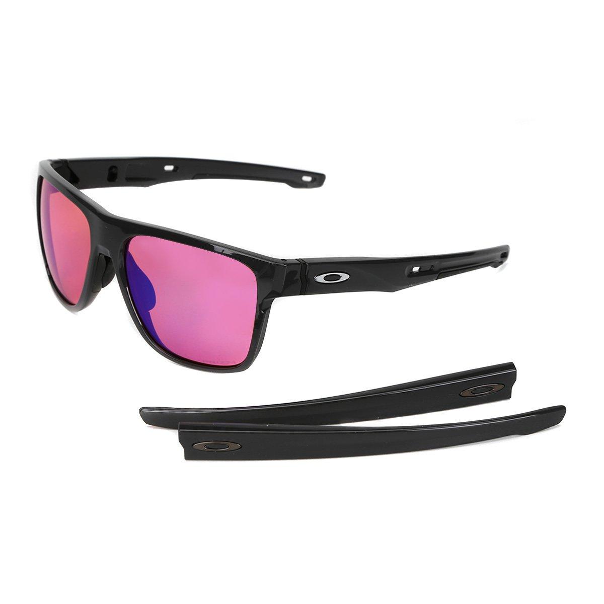 59657e2347ffa Óculos de Sol Oakley Crossrange Xl Masculino - Compre Agora