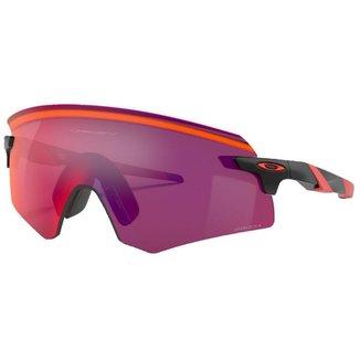 Óculos de Sol Oakley Encoder Matte Black W/ Prizm Road
