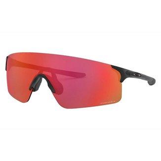 Óculos de Sol Oakley EVZERO Blades Matte Black W/ Prizm Trail Torch