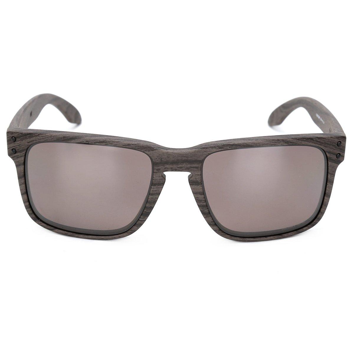 2125df4d3be00 Óculos de Sol Oakley Holbrook Covert Prizm Daily - Compre Agora ...
