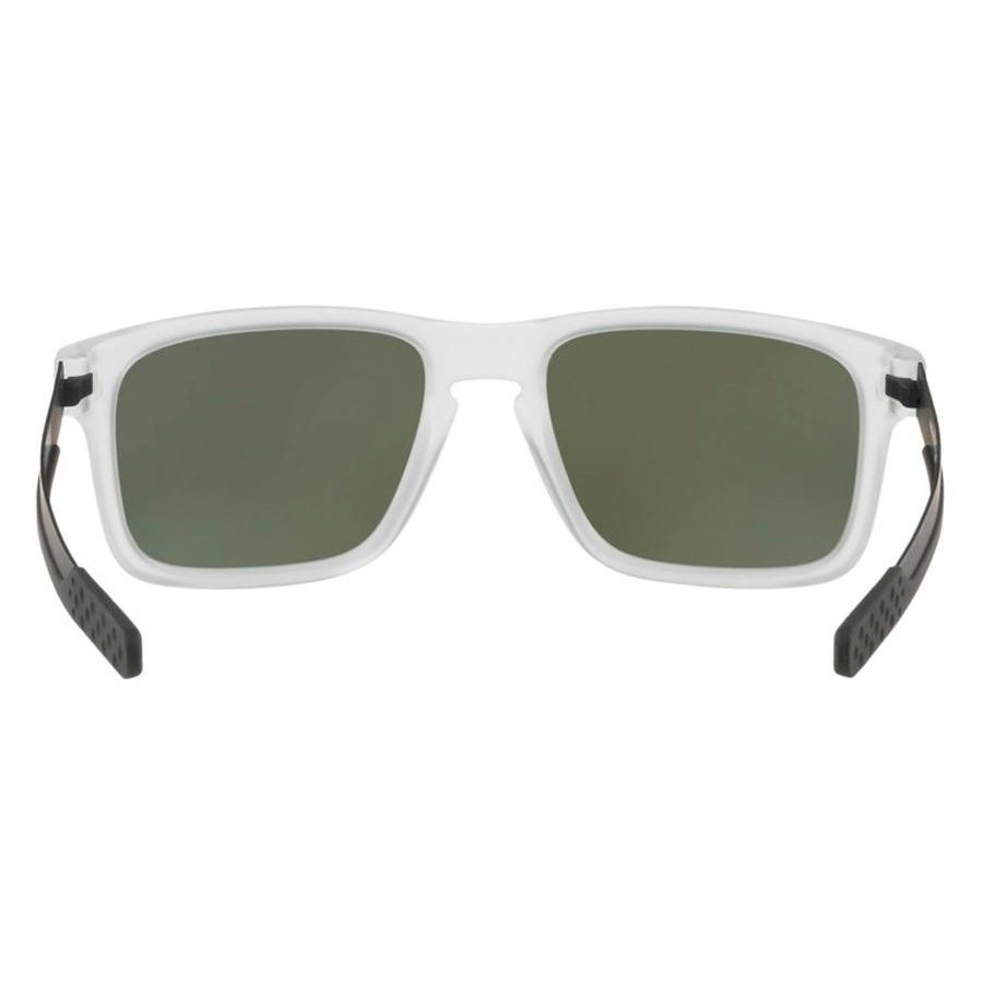 Óculos de Sol Oakley Holbrook Mix 0OO9384 05 57 - Branco - Compre ... e7a7c59e64