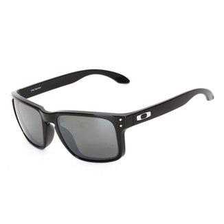 Óculos de Sol Oakley Holbrook Prizm Polarizado Masculino