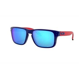 Óculos de Sol Oakley Holbrook XS Polished Navy W/ Prizm Sapphire