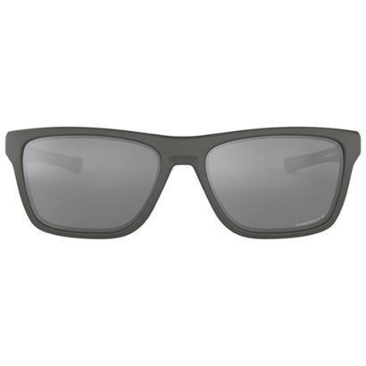 Óculos de Sol Oakley Holston Fosco Lentes Prizm Polarizado - Masculino