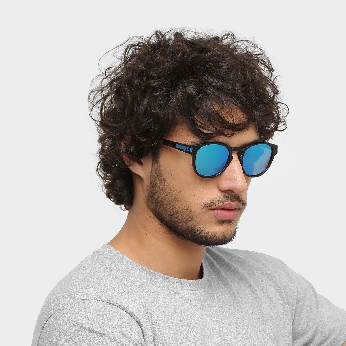 Óculos de Sol Oakley Latch Masculino - Compre Agora   Netshoes dd8bc4d74c
