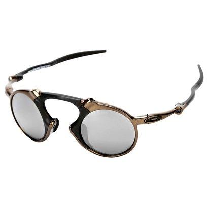 Óculos de Sol Oakley Madman Iridium - Compre Agora   Netshoes ab69cb6535