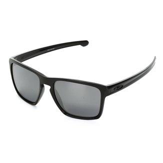 Óculos De Sol Oakley Polished Iridium