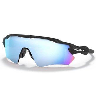 Óculos de Sol Oakley Radar EV Path Matte Black Camo W/ Prizm Deep Water Polarized