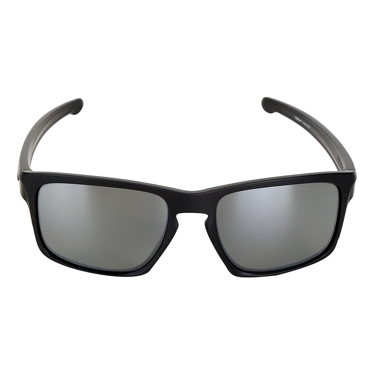 Óculos de Sol Oakley Sliver Iridium Masculino - Compre Agora   Netshoes a6087e55b4