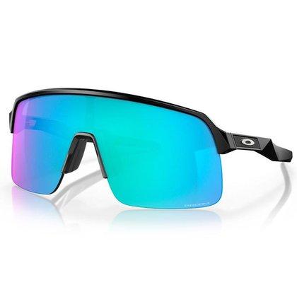 Oculos de Sol Oakley Sutro Lite Matte Black Prizm Sapphire