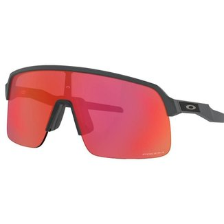 Óculos de Sol Oakley Sutro Lite Matte Carbon W/ Prizm Trail Torch