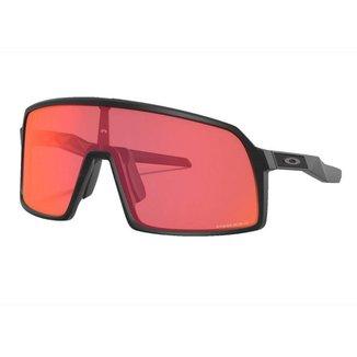 Óculos de Sol Oakley Sutro S Matte Black W/ Prizm Trail Torch